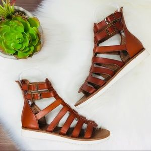 Mossimo Buckle Gladiator Sandals